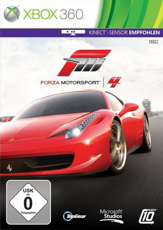 Xbox 360 - Forza Motorsport 4