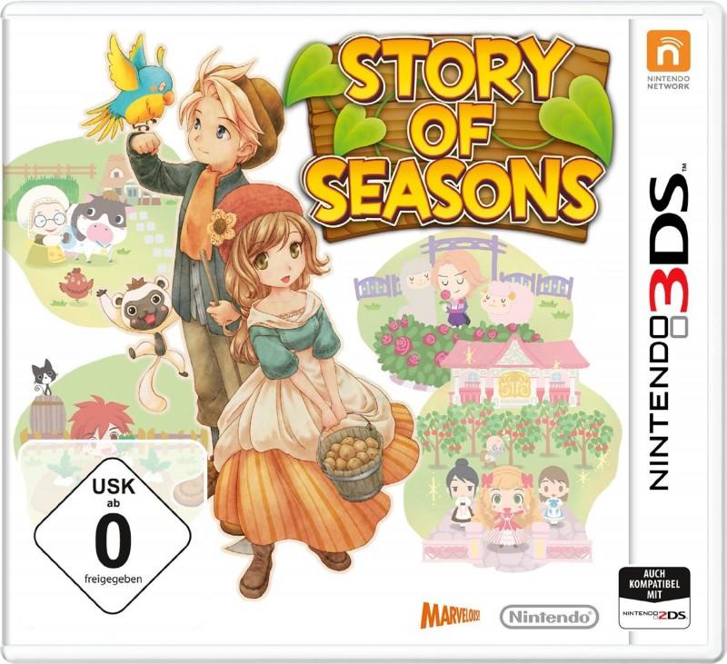 Nintendo 3DS - Story of Seasons