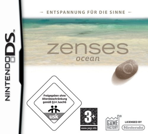 Nintendo DS - Zenses: Ocean