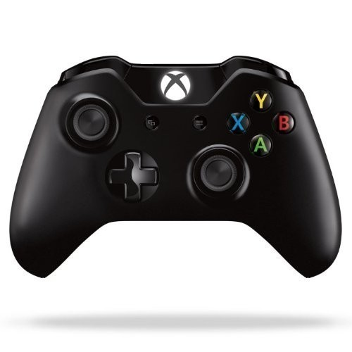Xbox One - Original Wireless Controller / Pad #schwarz [Microsoft]