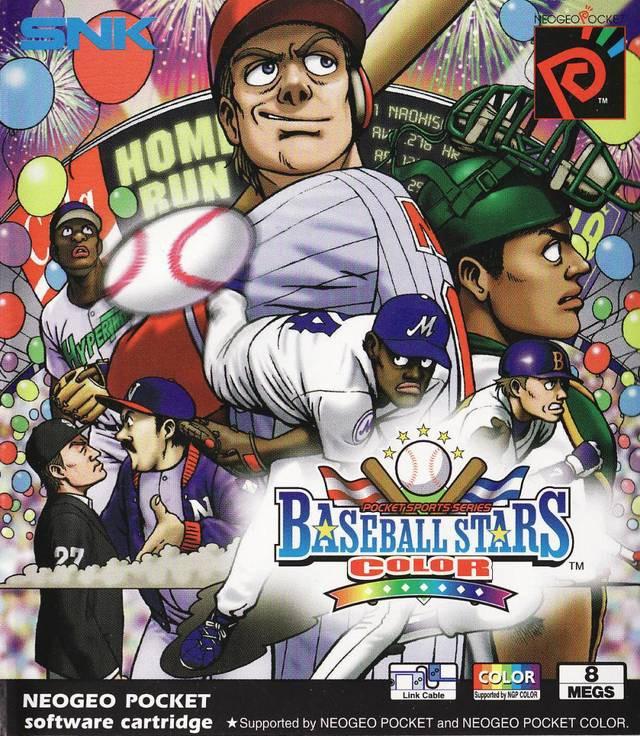 Neo Geo Pocket - Baseball Stars