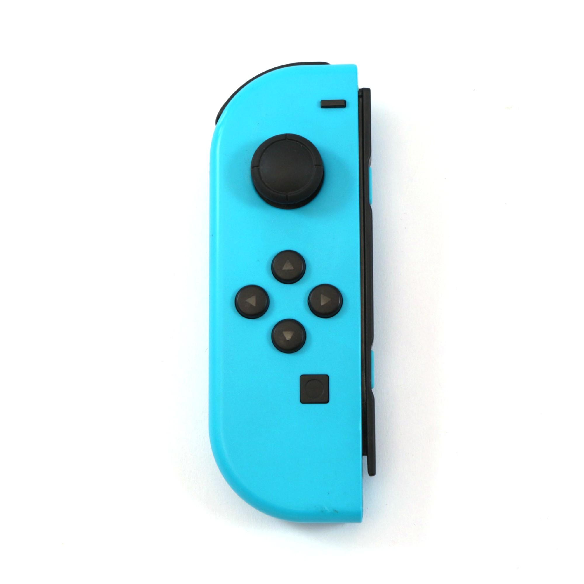 Nintendo Switch - Original linker Joy-Con Controller L / HAC-015 #neon-blau