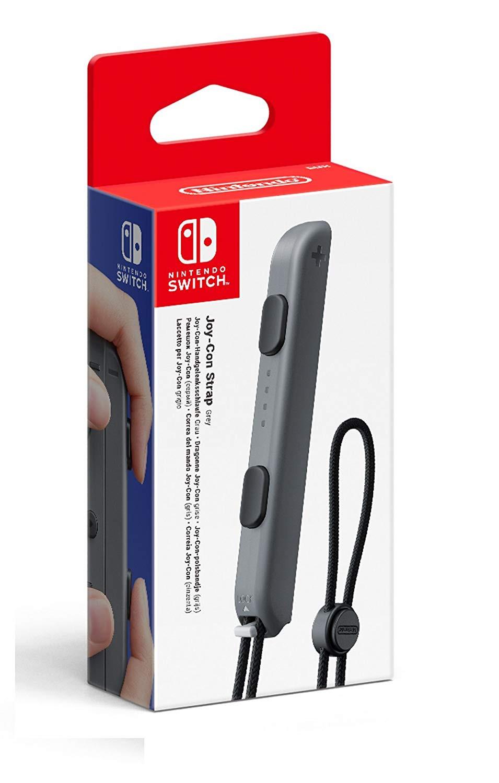 Nintendo Switch - Original Joy-Con Handgelenksschlaufe #schwarz