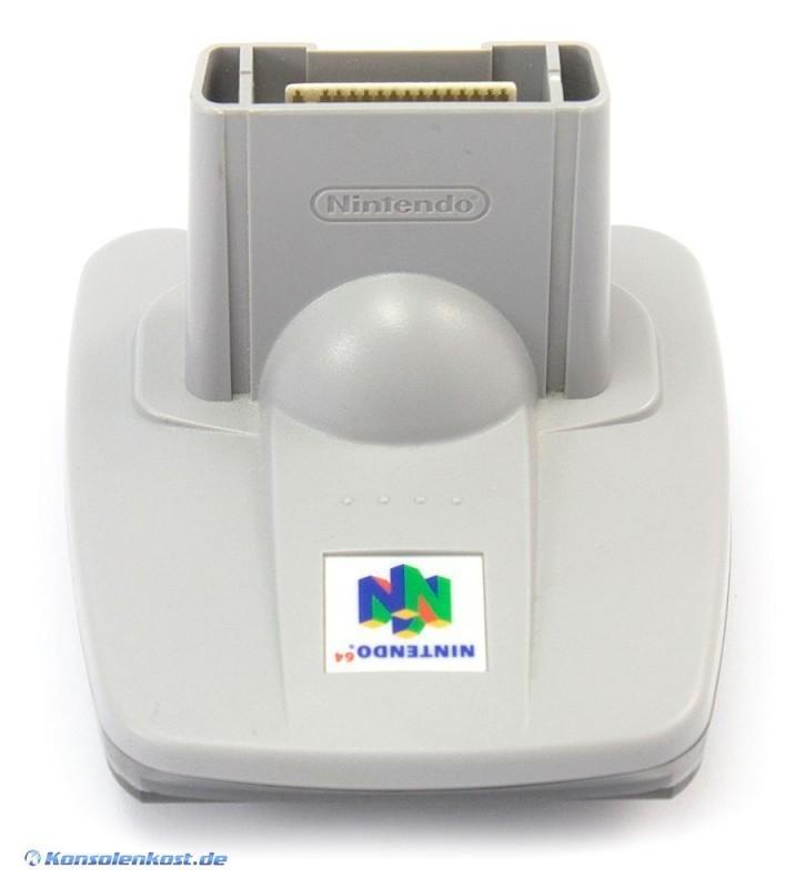 N64 - Original Nintendo Transfer Pak NUS-019
