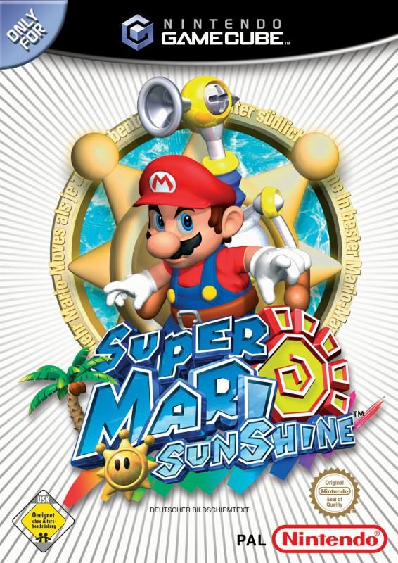 GameCube - Super Mario Sunshine