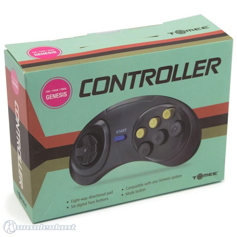 Mega Drive - 6-Button Controller [Tomee]