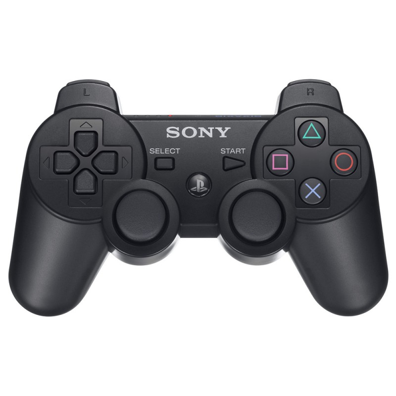 PS3 - Original DualShock 3 Wireless Controller #schwarz [Sony]