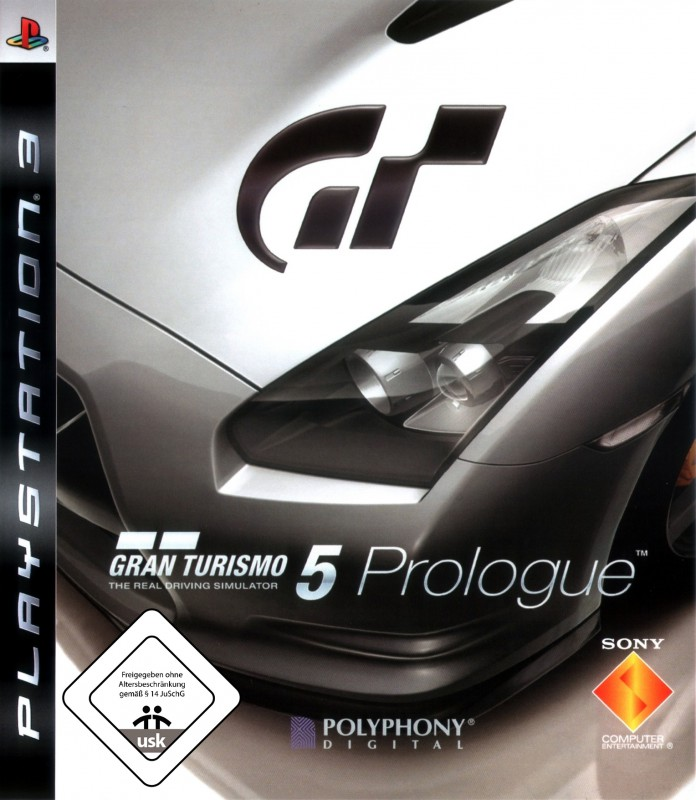 PS3 - Gran Turismo 5: Prologue
