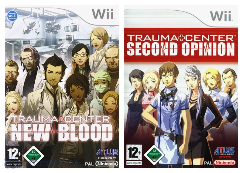 Detalles de Wii - Trauma Center Bundle: New Blood + Second Opinion