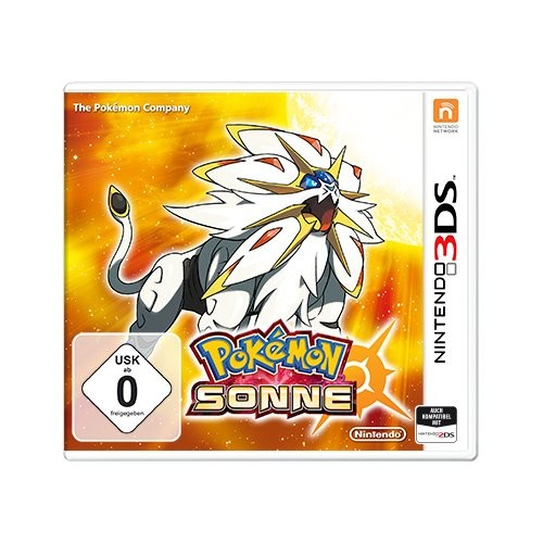 Nintendo 3DS - Pokémon Sonne