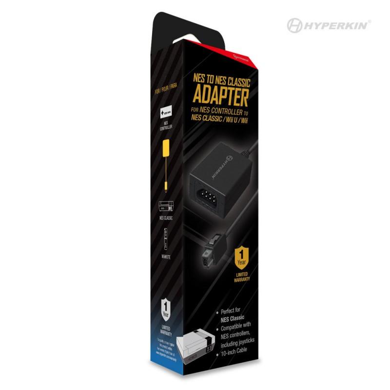 NES Mini - Controller Adapter für Classic Mini / Wii / Wii U [Hyperkin]