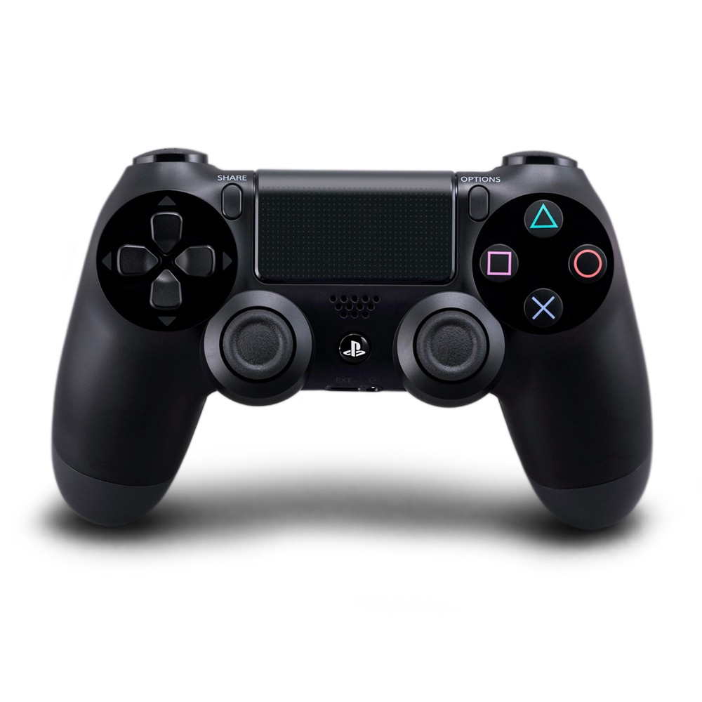 PS4 - Original Wireless DualShock 4 Controller / Pad #Jet Black / schwarz [Sony]