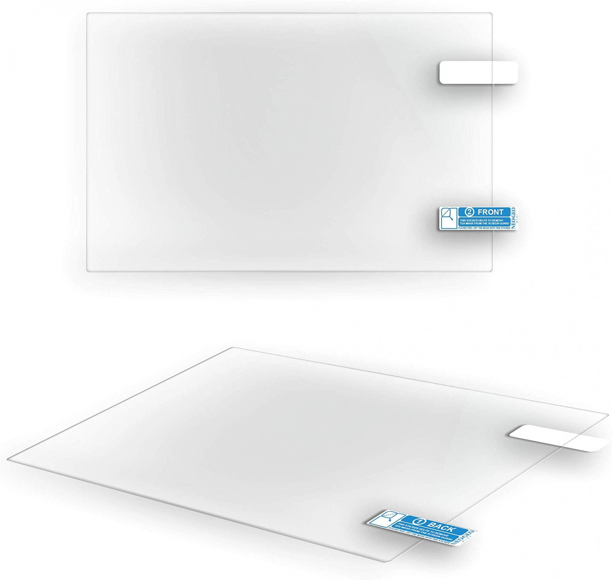 Neo Geo Mini - Orignial HD Screen Protector / Bildschirm Schutzfolie