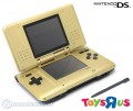 Nintendo DS - Konsole #gold Toys 'R' Us Limited Edition (inkl. Netzteil) (gebraucht)