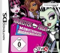 Nintendo DS - Monster High: Monsterkrasse Highschool-Klasse (mit OVP) (gebraucht)