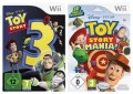 Wii - Toy Story Bundle: Toy Story 3 + Toy Story Mania! (mit OVP) (gebraucht)