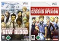 Wii - Trauma Center Bundle: New Blood + Second Opinion (mit OVP) (gebraucht)