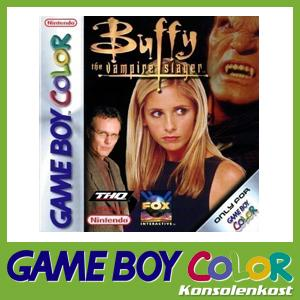 GameBoy-Color-Buffy-The-Vampire-Slayer-mit-OVP-gebraucht