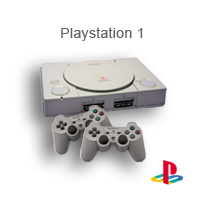 PS2/Playstation 1 Konsolen