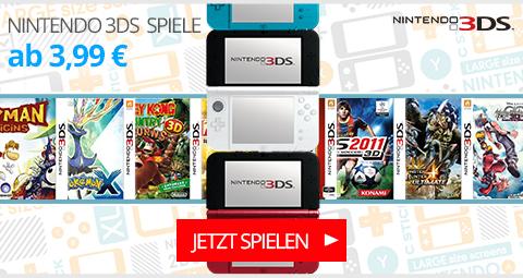 3DS Spiele