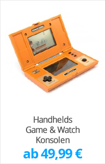 Game & Watch Konsolen