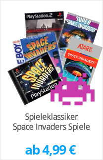 Space Invaders Spiele