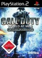 Playstation 2 - Call of Duty - World at War: Final Fronts (nur CD) (gebraucht) USK18