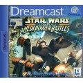 Dreamcast - Star Wars Episode 1 Jedi Power Battles (CD mit Anl.) (gebraucht)