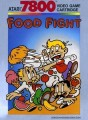 Atari 7800 - Food Fight (NEU & OVP)