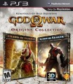 PS3 - God of War Collection 2 (Chains of Olympus / Ghost of Sparta) (NEU & OVP) USK18