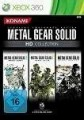 Xbox 360 - Metal Gear Solid HD Collection (mit OVP) (gebraucht)
