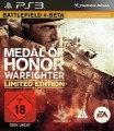 PS3 - Medal of Honor Warfighter - Limited Edition (mit OVP) (gebraucht) USK18