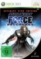 Xbox 360 - Star Wars: The Force Unleashed Ultimate Sith Edition (mit OVP) (gebraucht)