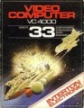 Interton VC 4000 - Cassette 33 - Super Invaders (Modul) (gebraucht)