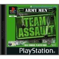 Playstation 1 - Army Men: Team Assault (nur CD) (gebraucht)