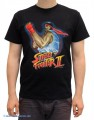 Merchandise - T-Shirt - Street Fighter II (XL) (ohne OVP) (NEU)
