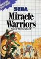 Master System - Miracle Warriors - Seal of The Dark Lord (mit OVP) (sehr guter Zustand) (gebraucht)