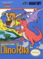 NES - Adventures of Dino Riki (US Import) (Modul mit Anl.) (gebraucht)