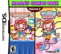 Nintendo DS - Mama's Combo Pack Vol. 2 - Cooking Mama 2 + Crafting Mama (US Version) (NEU & OVP)