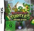 Nintendo DS - Teenage Mutant Ninja Turtles: Arcade Attack (mit OVP) (gebraucht) USK18