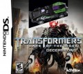 Nintendo DS - Transformers - Dark of the Moon - Decepticons mit Auto (US Version) (NEU & OVP)