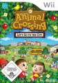 Wii - Animal Crossing: Let's go to the City (nur Software) (nur CD) (gebraucht)