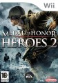 Wii - Medal of Honor: Heroes 2 (ENGLISCH) (mit OVP) (gebraucht) USK18