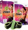 Wii - Zumba Fitness - Join the Party (inkl. Fitness-Gürtel) (NEU & OVP)