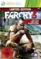 Xbox 360 - Far Cry 3 - Limited Edition (NEU & OVP) USK18