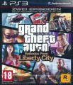 PS3 - Grand Theft Auto: Episodes from Liberty City (AT-Import) (NEU & OVP) USK18