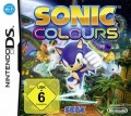 Nintendo DS - Sonic Colours (NEU & OVP)