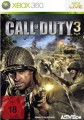 Xbox 360 - Call of Duty 3 (NEU & OVP) USK18