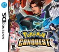 Nintendo DS - Pokemon Conquest (NEU & OVP)