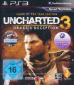 PS3 - Uncharted 3 - Game of the Year Edition (NEU & OVP)